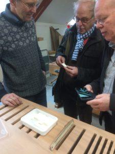 Werkplaatsbezoek orgelrestauratie Mense Ruiter