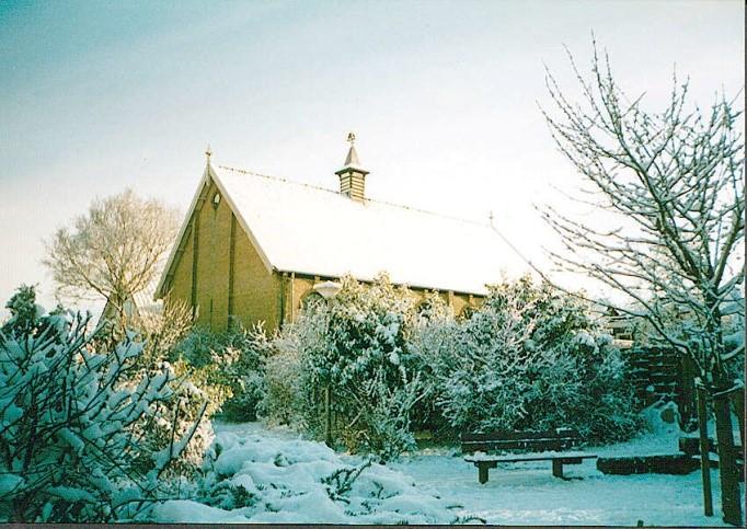 Voormalig gereformeerde kerk